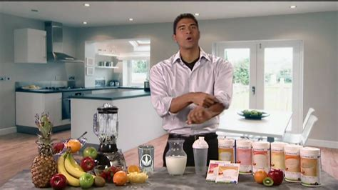 Herbalife UK Formula 1 How to make a Diet Weight Loss Meal