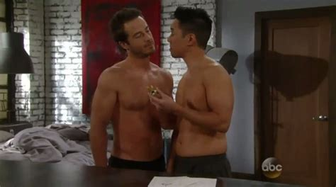 Soapy Sunday: Ryan Carnes & Parry Shen on General Hospital