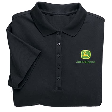 John Deere Golf Shirt Options for Him and Her