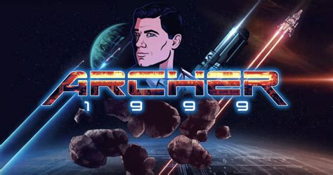 'Archer' Season 10 '1999' Has Space Gladiators, Android