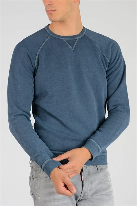 Dsquared2 Round Neck Sweatshirt men - Glamood Outlet