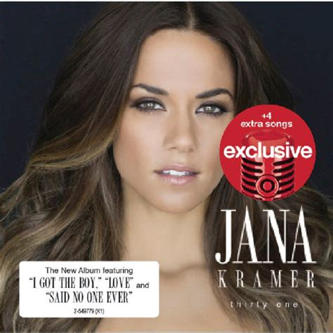 Jana Kramer - Thirty One (CD, Album, Deluxe Edition)   Discogs