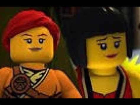 Ninjago Nya and Skylor tribute Power - YouTube