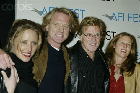 Robert Redford and children | Fathers and their Children