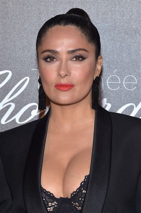 Salma Hayek Photos Photos - Chopard Trophy Photocall - The