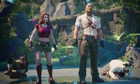 'Jumanji: The Video Game' Announce Trailer: Watch It Here