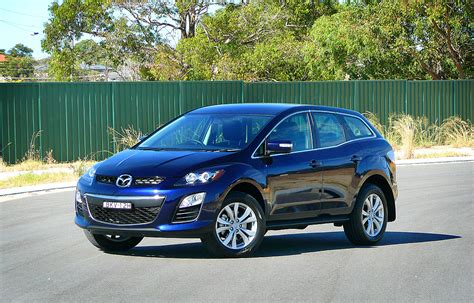 Mazda CX-7 Review & Road Test - photos | CarAdvice