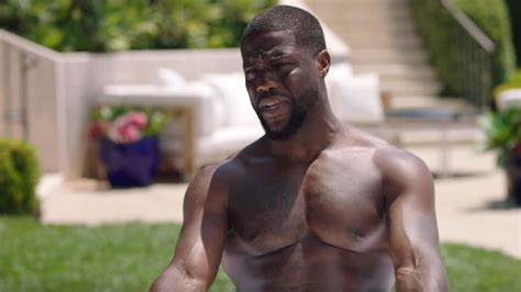 How Kevin Hart Became an Unexpected Underwear Model