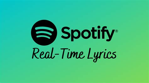 Spotify Real-Time Lyrics Feature Launched In 26 Countries