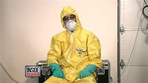 Doctor in Hazmat Suit Proclaims: 'CDC is Lying!'   Inside