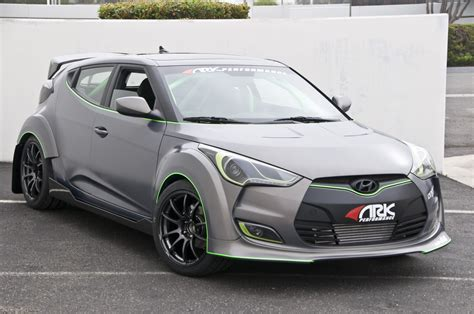 2012 Hyundai Veloster By ARK Performance | Top Speed