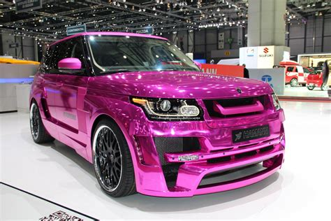 2013 Range Rover Mystere By Hamann | Top Speed