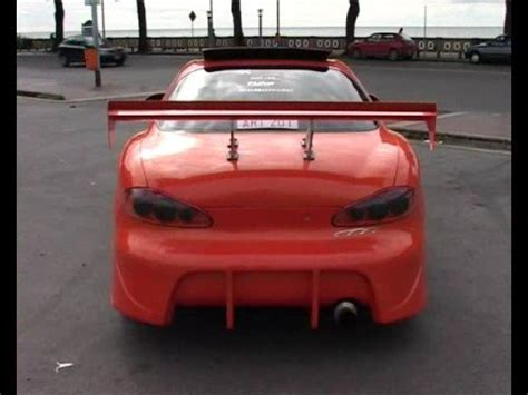 Pisteros TV - Hyundai Tiburon tuning - YouTube
