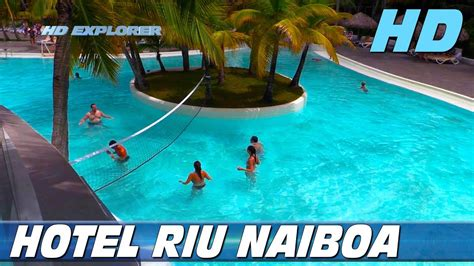 Hotel RIU Naiboa (Punta Cana - Dominican Republic) - YouTube