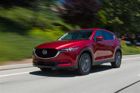 Four Seasons 2017 Mazda CX-5 Grand Touring Introduction