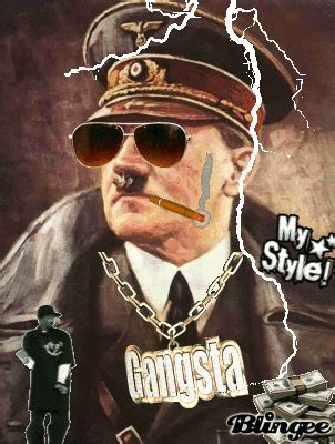 Pimpin' Adolf Picture #120433283 | Blingee