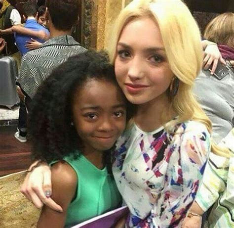 Does Peyton List & Skai Jackson's New Selfie Confirm
