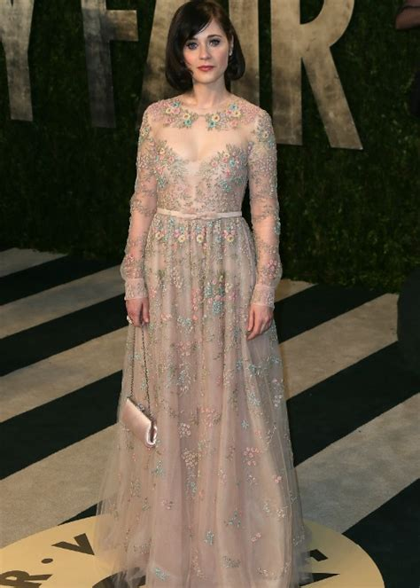 Bring on spring: Floral bridal gowns inspired by Zooey