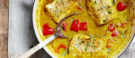 Caribbean Fish Curry Recipe - olivemagazine
