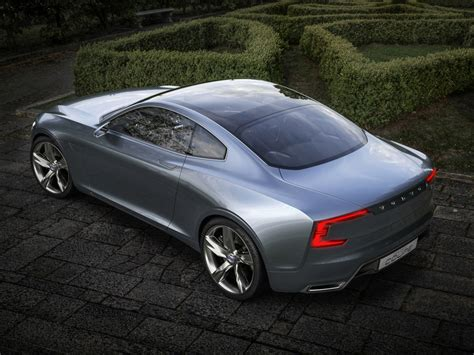 Volvo S90 Coupe Still Considered For Production, Might Be