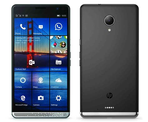 HP Elite x3 is a high-end Windows 10 phone with a 5