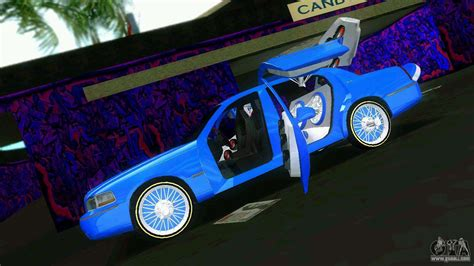 Lincoln Town Car Tuning for GTA Vice City
