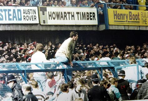 What happened at the Hillsborough Disaster? Footage of the