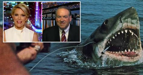 A US governor used the film 'Jaws' as an analogy for the