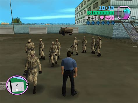 The GTA Place - Modern Army