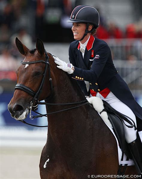 Official Statement on Dujardin's elimination at 2019