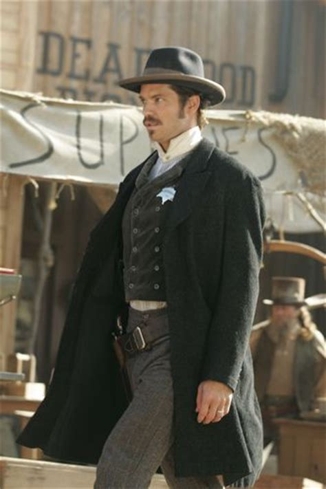 Deadwood images Seth Bullock HD wallpaper and background