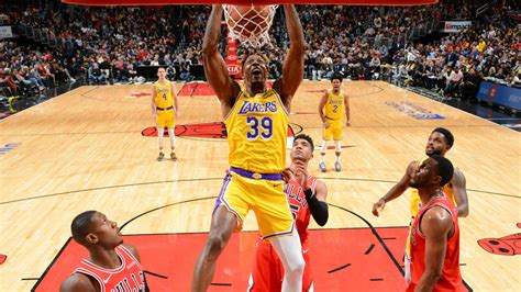 NBA All-Star Game 2020: Los Angeles Lakers centre Dwight