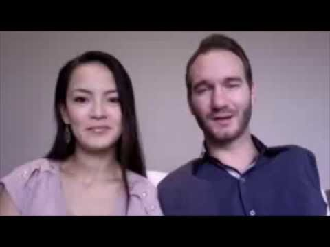 The Incredible Love Story of Nick Vujicic And His Wife | I
