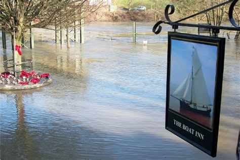 Worst of the flooding in Shropshire is over   Shropshire Star