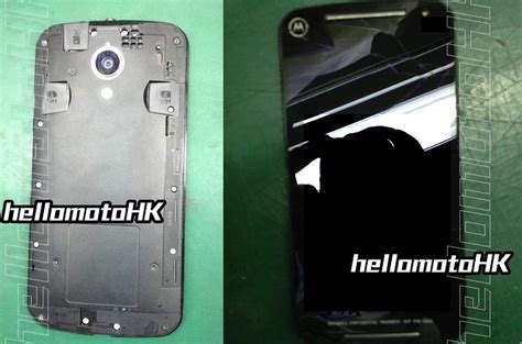 Moto G2 leaked images give us most detailed look at the