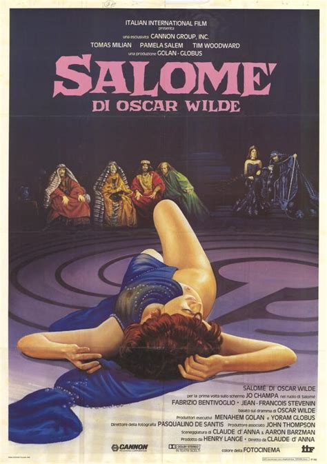 Salome Movie Posters From Movie Poster Shop