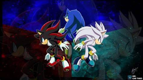 Sonic and Shadow Wallpaper (75+ images)